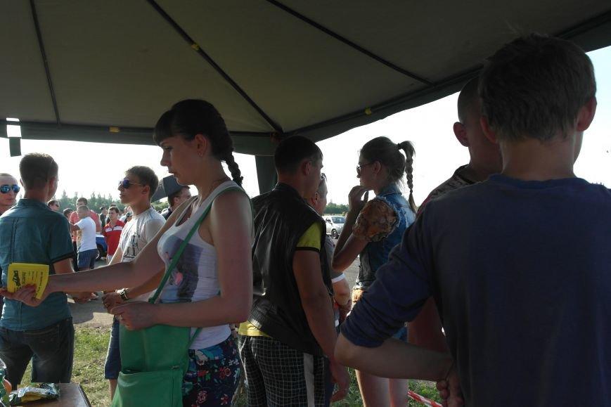 Жажда скорости: в Красноармейске прошли соревнования по дрэг-рейсингу, фото-6