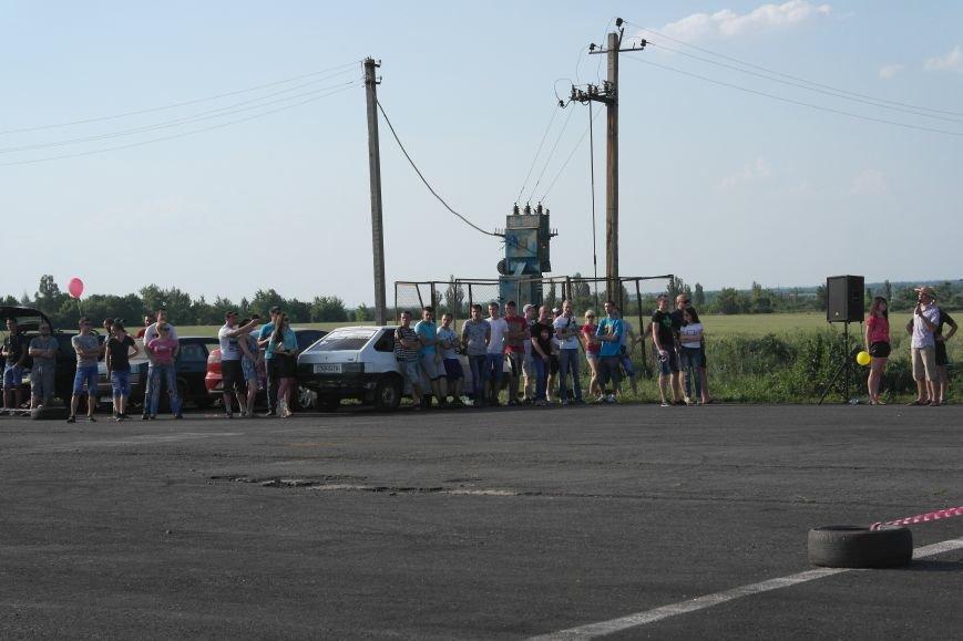 Жажда скорости: в Красноармейске прошли соревнования по дрэг-рейсингу, фото-2