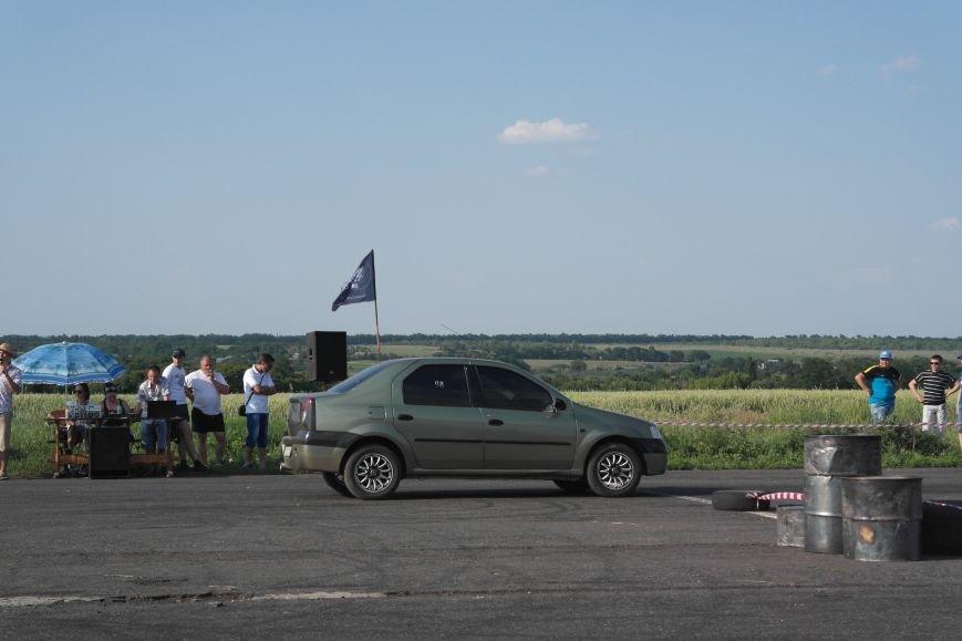 Жажда скорости: в Красноармейске прошли соревнования по дрэг-рейсингу, фото-7