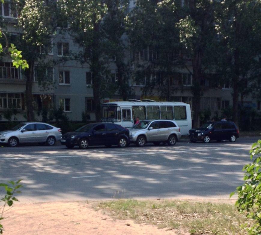 Пять машин столкнулись в Заволжье (фото) - фото 2