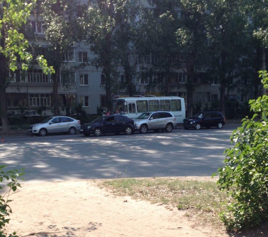 Пять машин столкнулись в Заволжье (фото) - фото 3