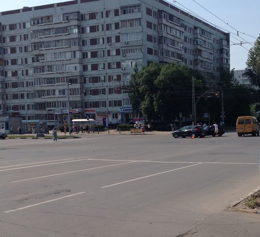Пять машин столкнулись в Заволжье (фото) - фото 4