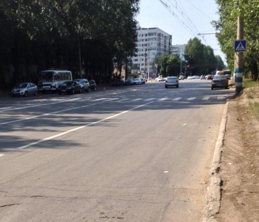 Пять машин столкнулись в Заволжье (фото) - фото 1