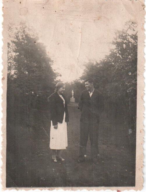«Северный» парк: ретроистория в семейных фотоальбомах макеевчан (фото) - фото 1