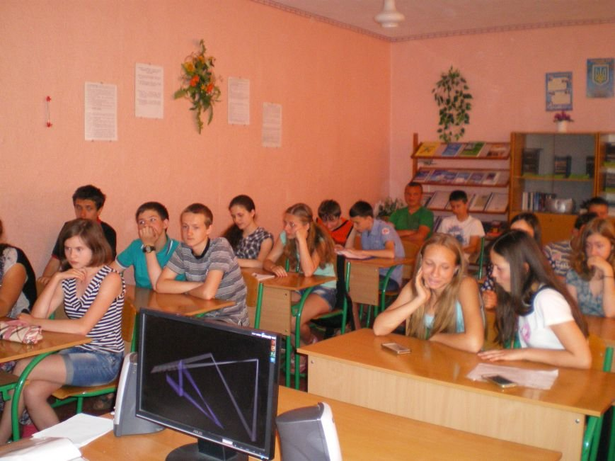 Димитровский центр занятости готовит будущих выпускников к выбору профессии (фото) - фото 1