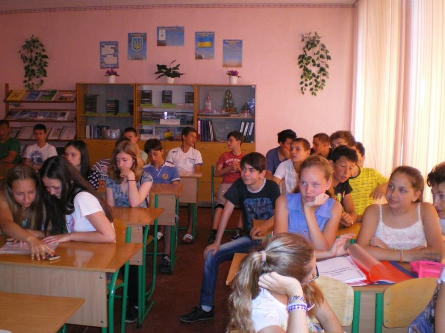 Димитровский центр занятости готовит будущих выпускников к выбору профессии (фото) - фото 3