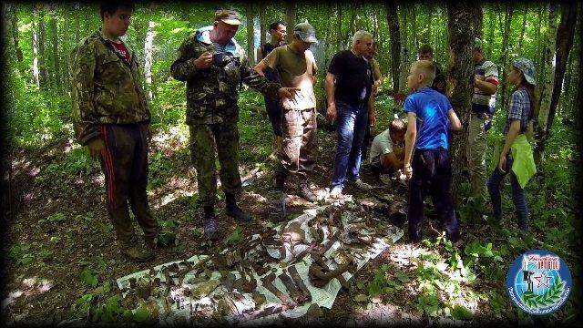 Поисковый отряд нашел самолет времен ВОВ в нашем районе (фото) - фото 1