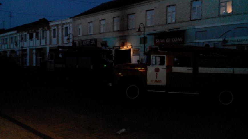 В центре Сум прогремел взрыв – подорвали офис «Свободы» (ФОТО) (фото) - фото 1