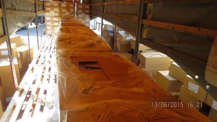 В Крым незаконно пытались ввезти более тонны бисквитов и печенья из Украины (ФОТО), фото-2