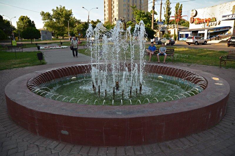 Прохлада по-николаевски: горожане ищут спасения от жары в фонтанах (ФОТОРЕПОРТАЖ), фото-14