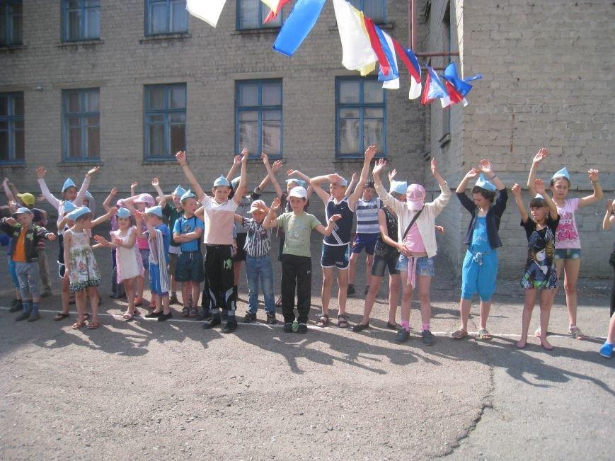 393 ребенка посещают летние пришкольные лагеря в Димитрове (ФОТО), фото-1