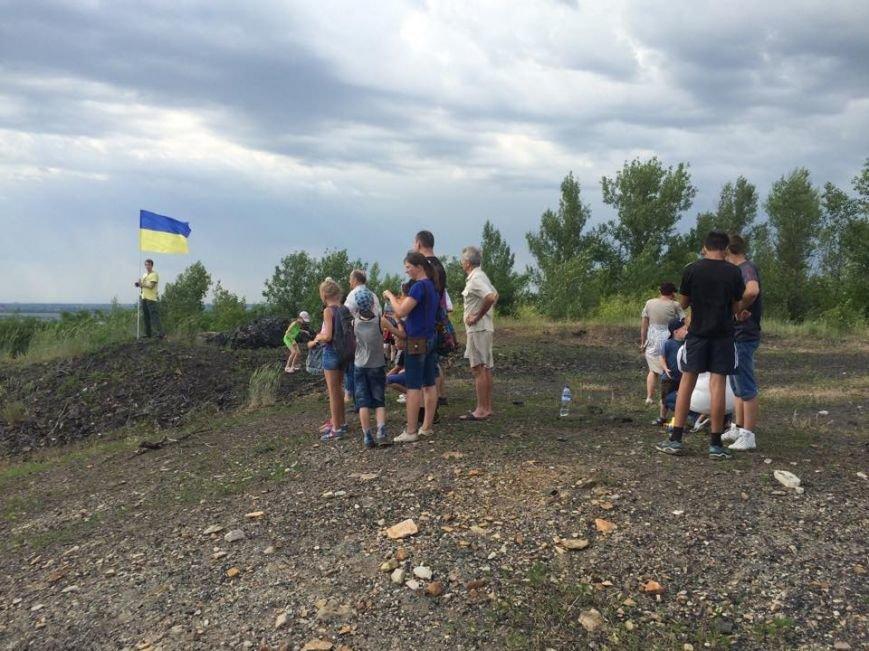 Подъем на террикон: жители Димитрова побывали на уникальной экскурсии, фото-7