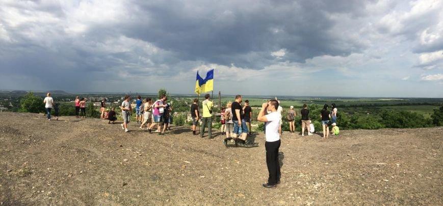 Подъем на террикон: жители Димитрова побывали на уникальной экскурсии, фото-6
