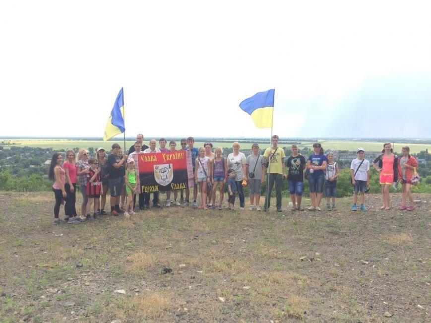 Подъем на террикон: жители Димитрова побывали на уникальной экскурсии, фото-5