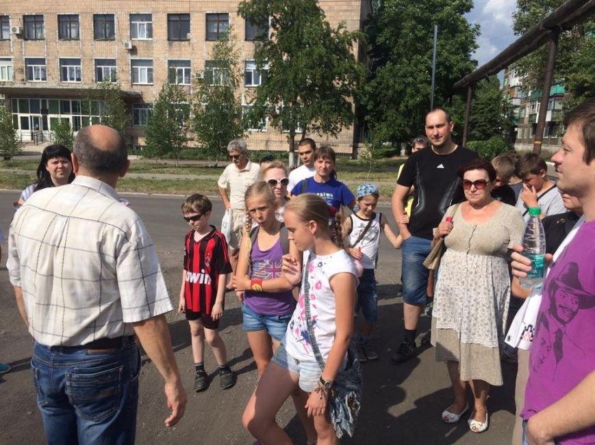 Подъем на террикон: жители Димитрова побывали на уникальной экскурсии, фото-8