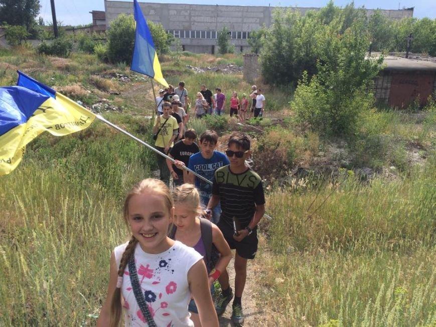 Подъем на террикон: жители Димитрова побывали на уникальной экскурсии, фото-9