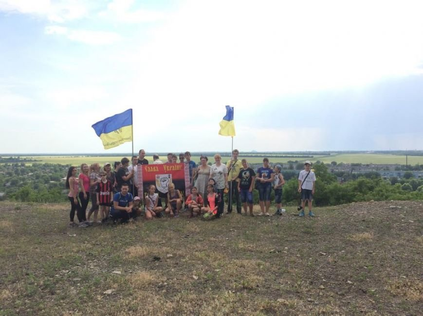 Подъем на террикон: жители Димитрова побывали на уникальной экскурсии, фото-10