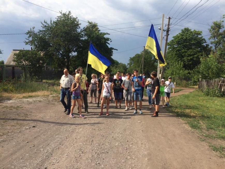 Подъем на террикон: жители Димитрова побывали на уникальной экскурсии, фото-3