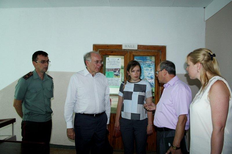 Представники європейського проекту ознайомилися з досвідом благодійної організації «Світло надії» (фото) - фото 2