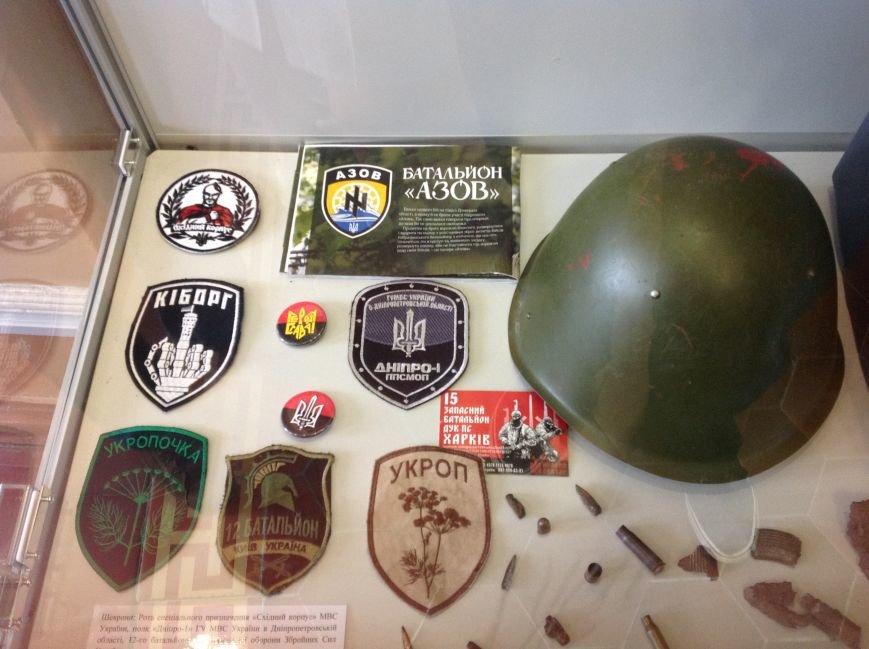 В Харьковском историческом музее проходит выставка «АТО и Харьковщина» (ФОТО), фото-4