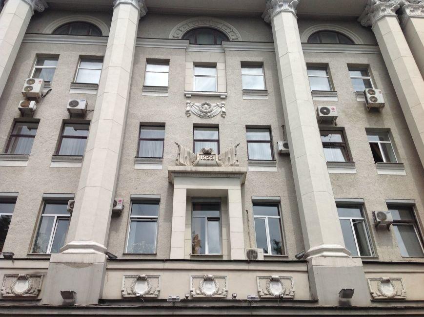 Со здания харьковского МВД исчезли советские символы (ФОТОФАКТ), фото-5