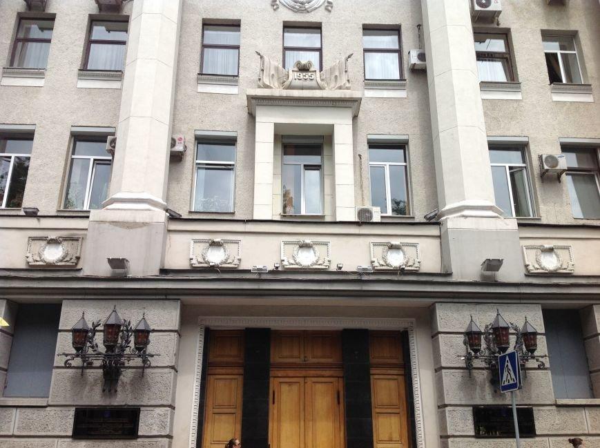 Со здания харьковского МВД исчезли советские символы (ФОТОФАКТ), фото-2