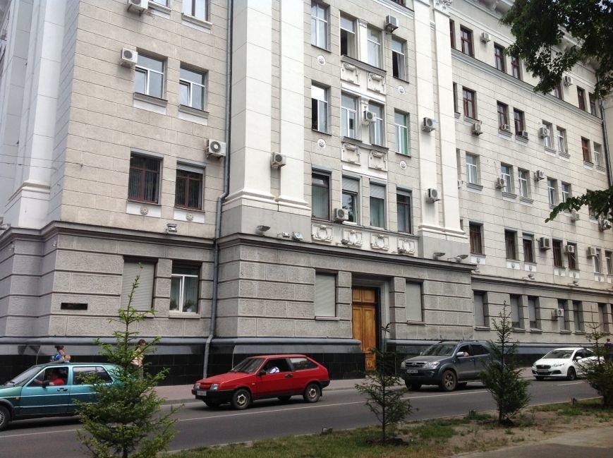 Со здания харьковского МВД исчезли советские символы (ФОТОФАКТ), фото-1