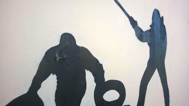 Вандалы-украинофобы из Кременчуга никуда не делись и продолжают своё грязное дело (ФОТО) (фото) - фото 1