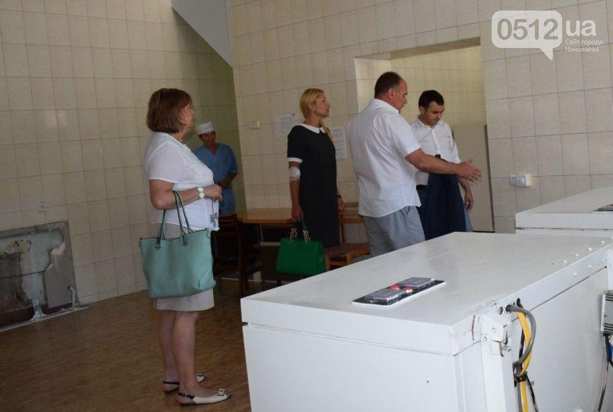 Лидер николаевской оппозиции повел власть на станцию переливания крови (ФОТО) (фото) - фото 4