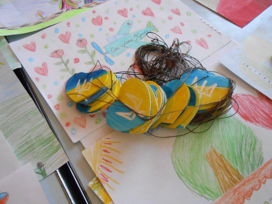 Діти з Олександрії написали листи підтримки військовим. ФОТО (фото) - фото 1