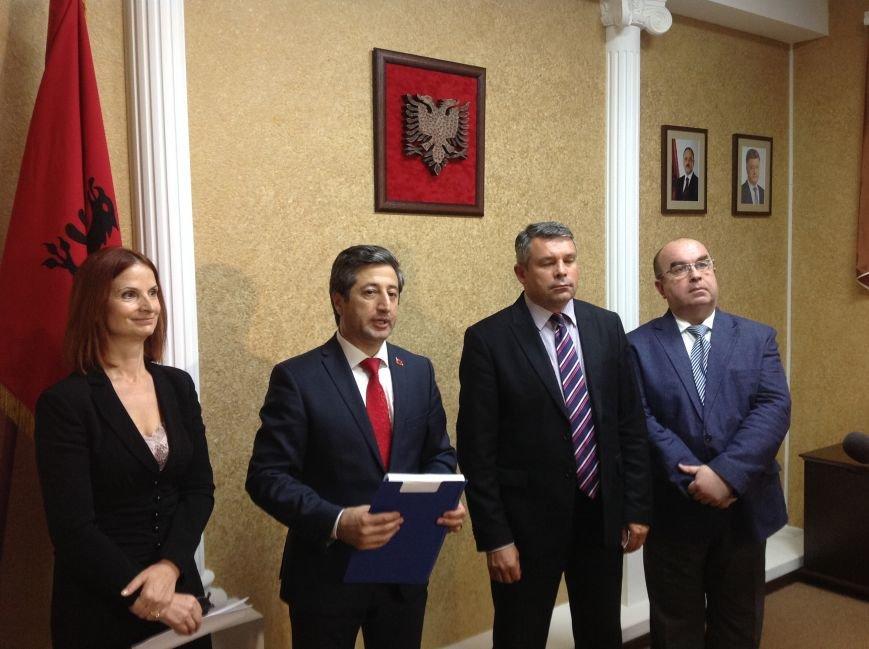 В Харькове открыли консульство Республики Албания (ФОТО), фото-9