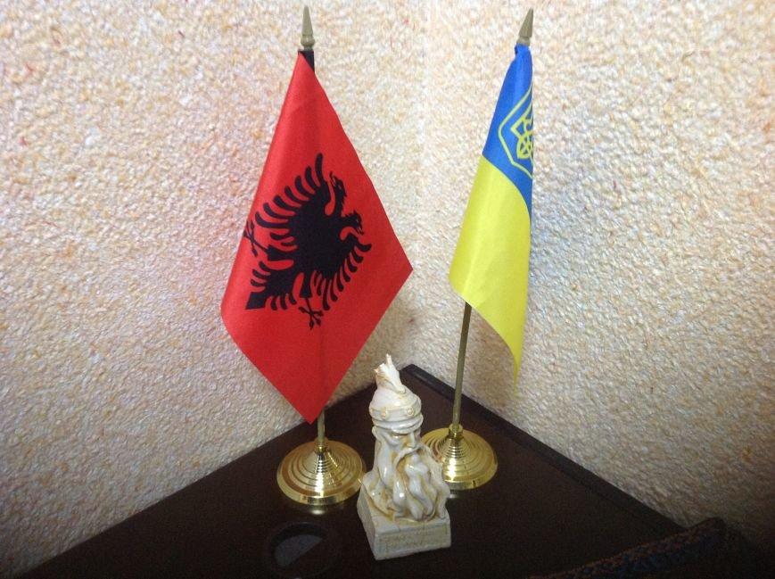 В Харькове открыли консульство Республики Албания (ФОТО), фото-12