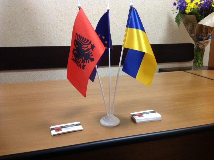В Харькове открыли консульство Республики Албания (ФОТО), фото-14