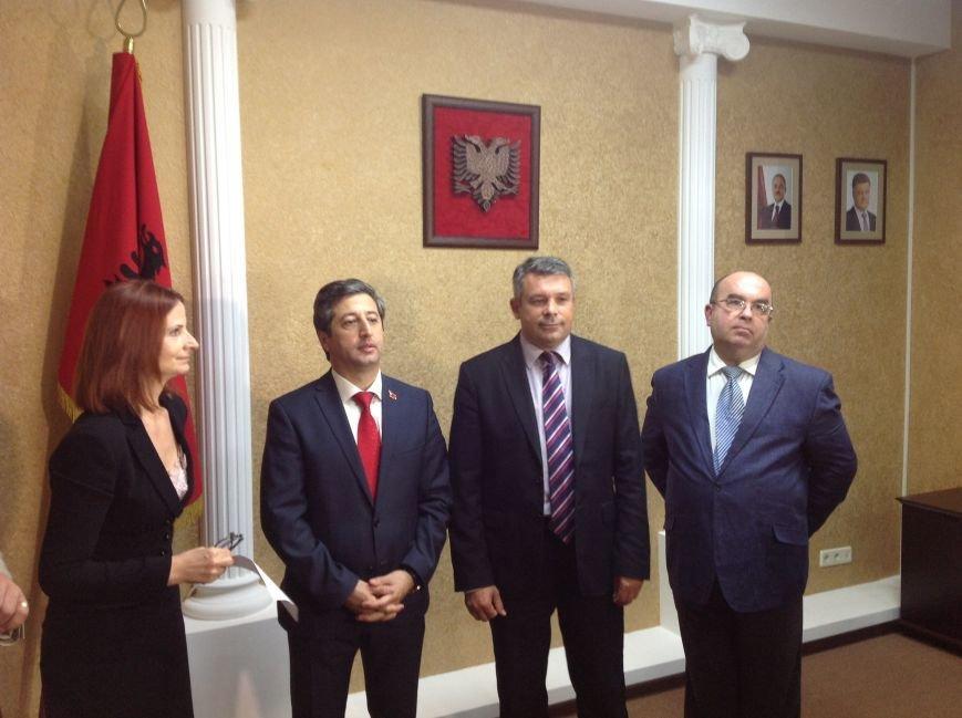 В Харькове открыли консульство Республики Албания (ФОТО), фото-7