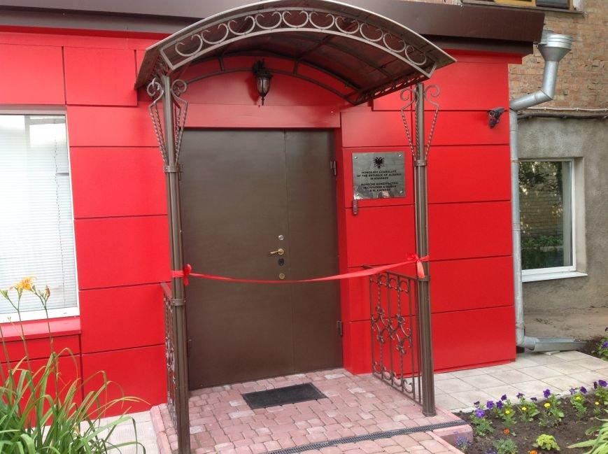 В Харькове открыли консульство Республики Албания (ФОТО), фото-2