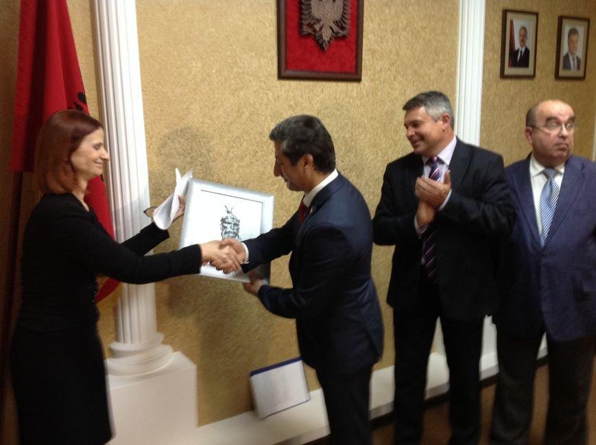 В Харькове открыли консульство Республики Албания (ФОТО), фото-11