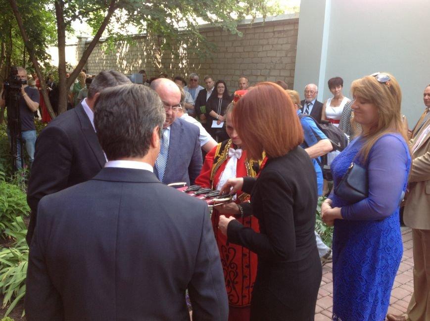 В Харькове открыли консульство Республики Албания (ФОТО), фото-3