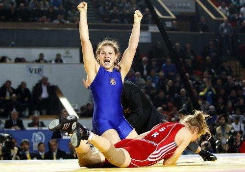 Алина Стадник-Махиня завоевала «золото» для Украины (фото) - фото 1