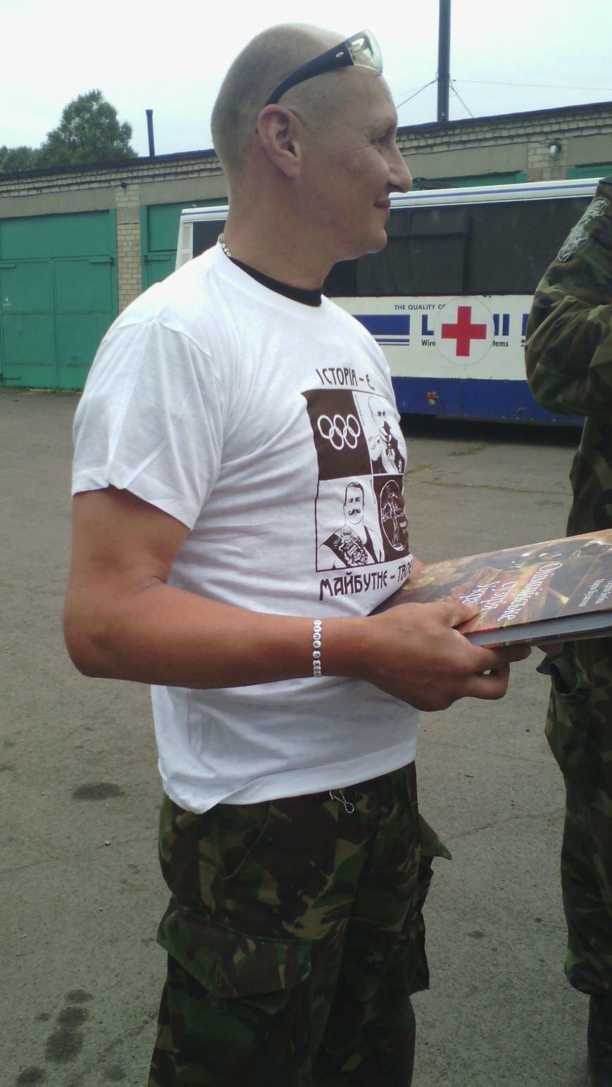 Спортсменки секции спортивной аэробики Красноармейска выступили в 66 военном мобильном госпитале, фото-4
