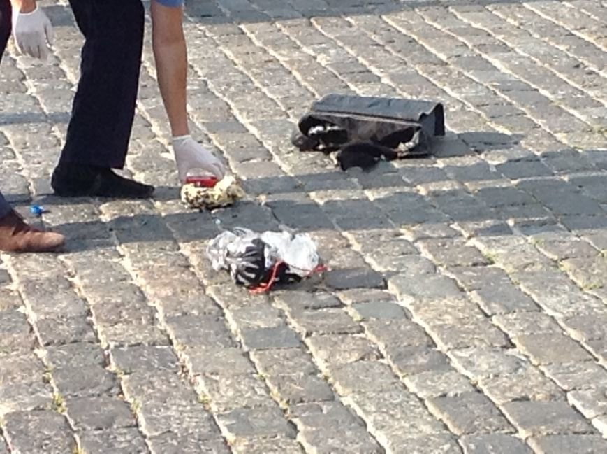 Что нашли вызрывотехники в сумке на площади Свободы: подробности (ФОТОФАКТ), фото-4