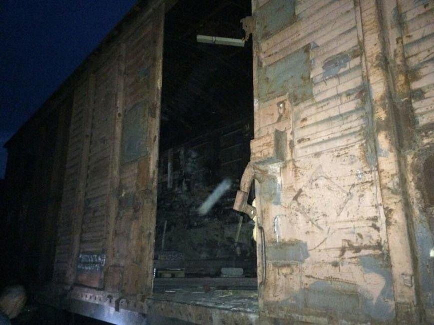 В Луганской области батальон «Торнадо» задержал крупную партию контрабанды, фото-3