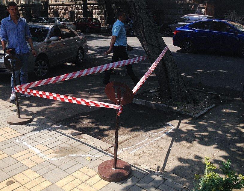В Одессе под носом у СБУшников украли городскую достопримечательность (ФОТО) (фото) - фото 1