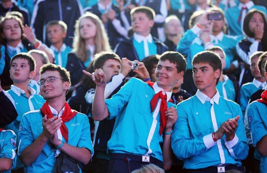 Медведева посвятили в почетные артековцы (ФОТО, ВИДЕО) (фото) - фото 8