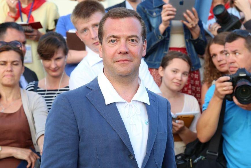 Медведева посвятили в почетные артековцы (ФОТО, ВИДЕО) (фото) - фото 3