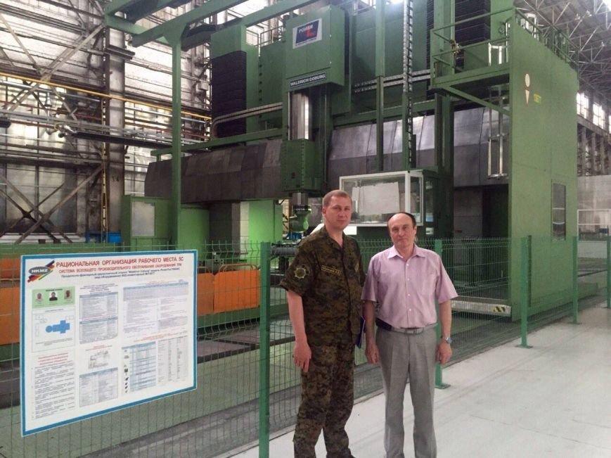 Начальник областной милиции поделился впечатлениями об НКМЗ, фото-1