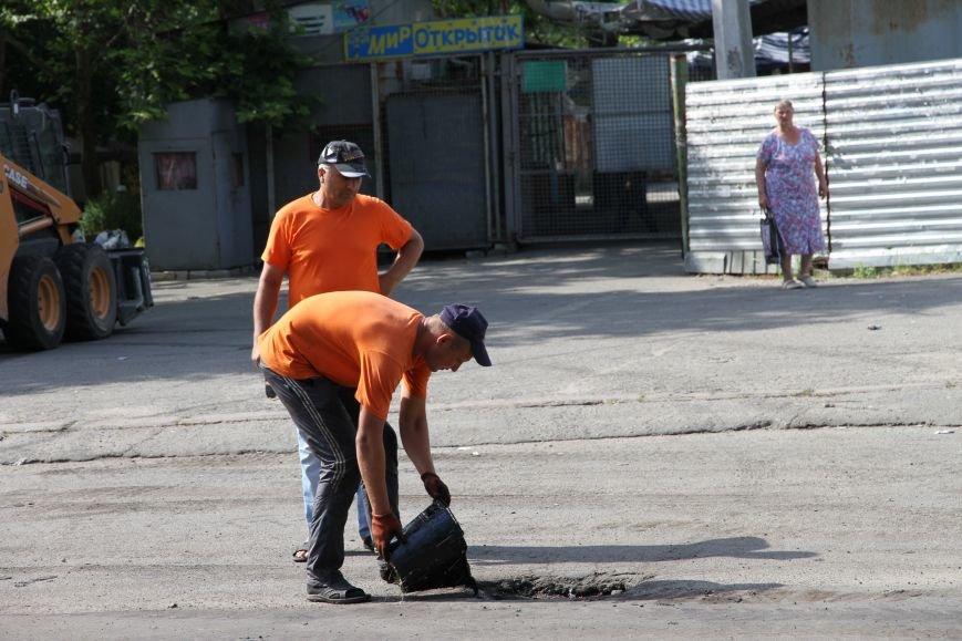 В Николаеве в самом разгаре сезон дорожных работ (ФОТО), фото-5