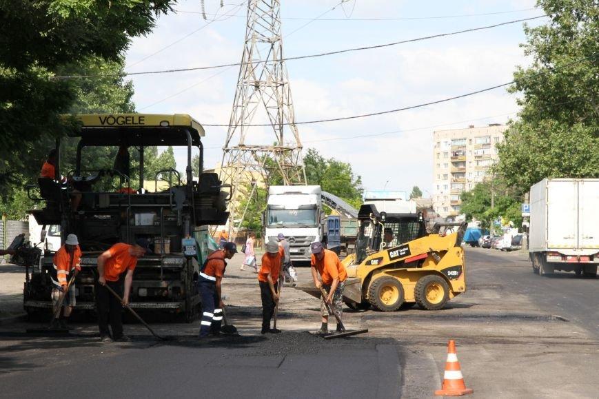 В Николаеве в самом разгаре сезон дорожных работ (ФОТО), фото-8
