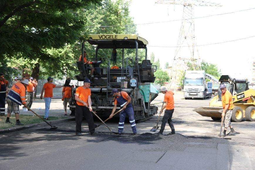 В Николаеве в самом разгаре сезон дорожных работ (ФОТО), фото-9