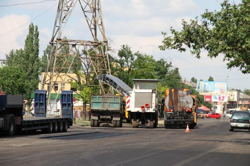 В Николаеве в самом разгаре сезон дорожных работ (ФОТО), фото-4