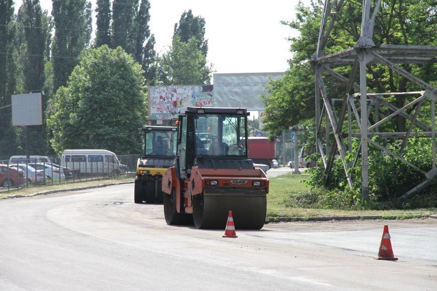 В Николаеве в самом разгаре сезон дорожных работ (ФОТО), фото-2